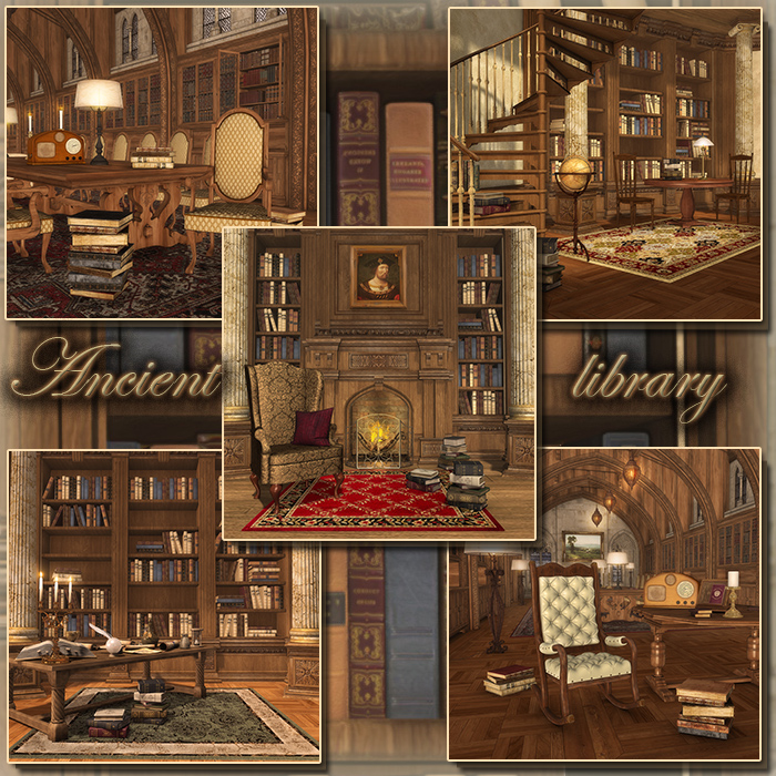 Ancient library (FS/CU)