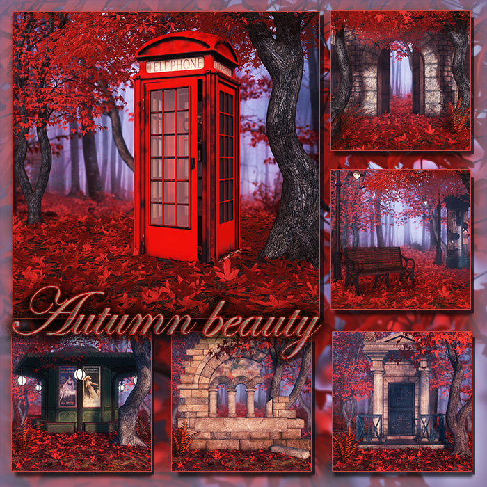 Autumn beauty (FS/CU)