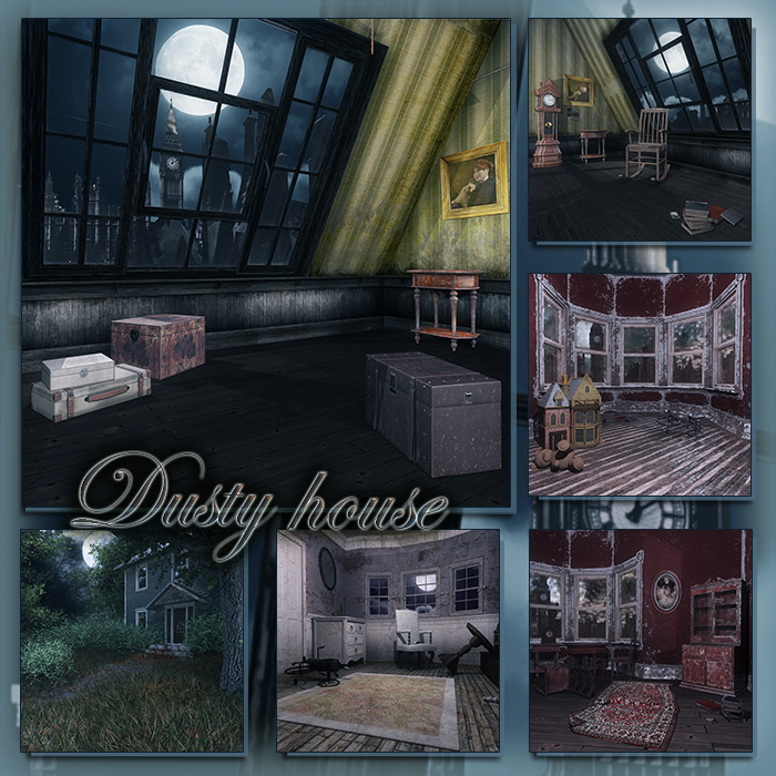 Dusty house (FS/CU)