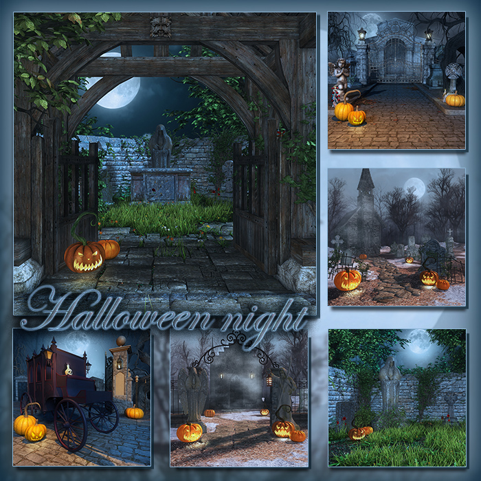 Halloween night (FS/CU)