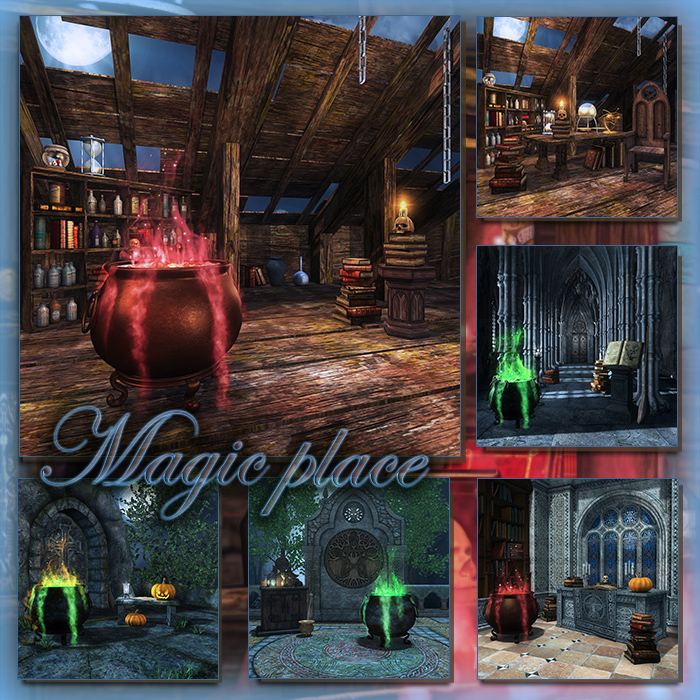 Magic place (FS/CU)