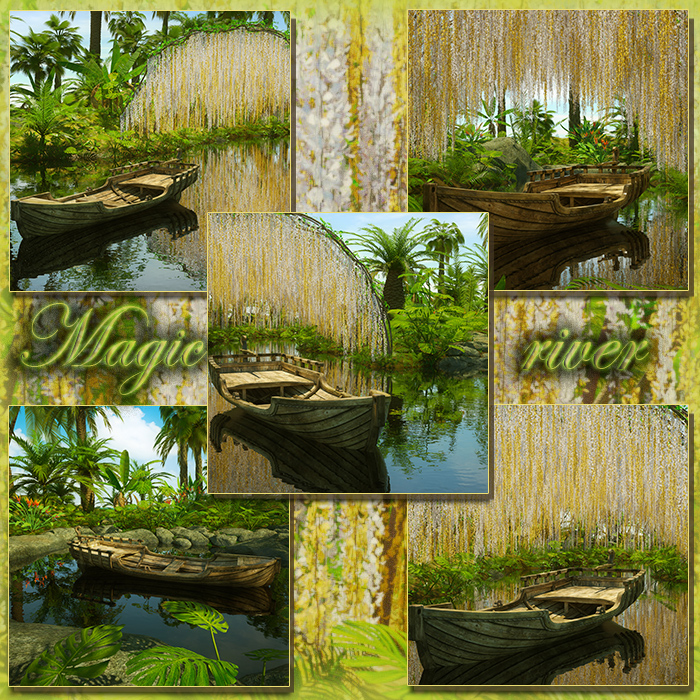 Magic river (FS/CU)
