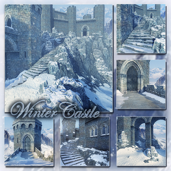 Winter Castle (FS/CU)