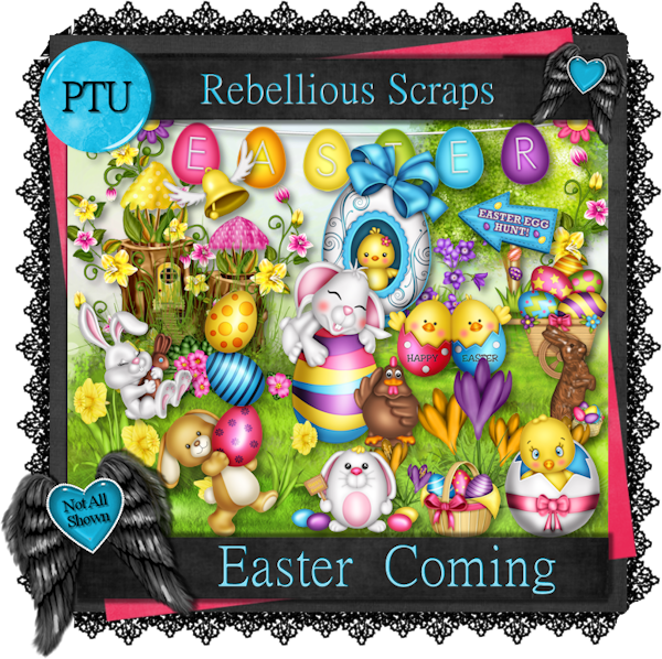 Easter Coming (TS/PU)