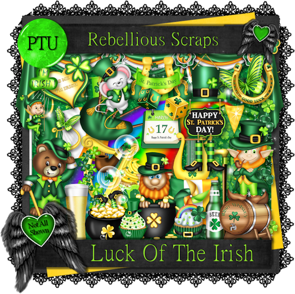 Luck Of The Irish (TS/PU)