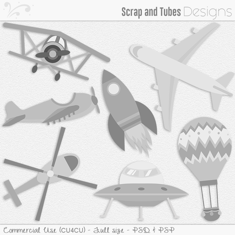 Aerospace Templates (FS/CU4CU)