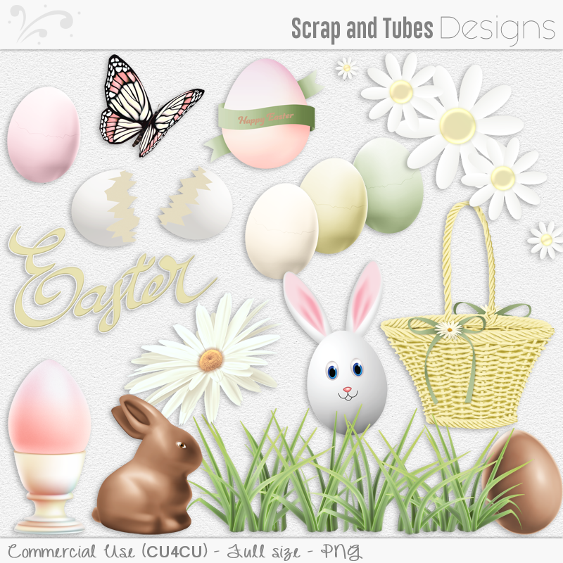 Easter Elements 3 (FS/CU4CU)