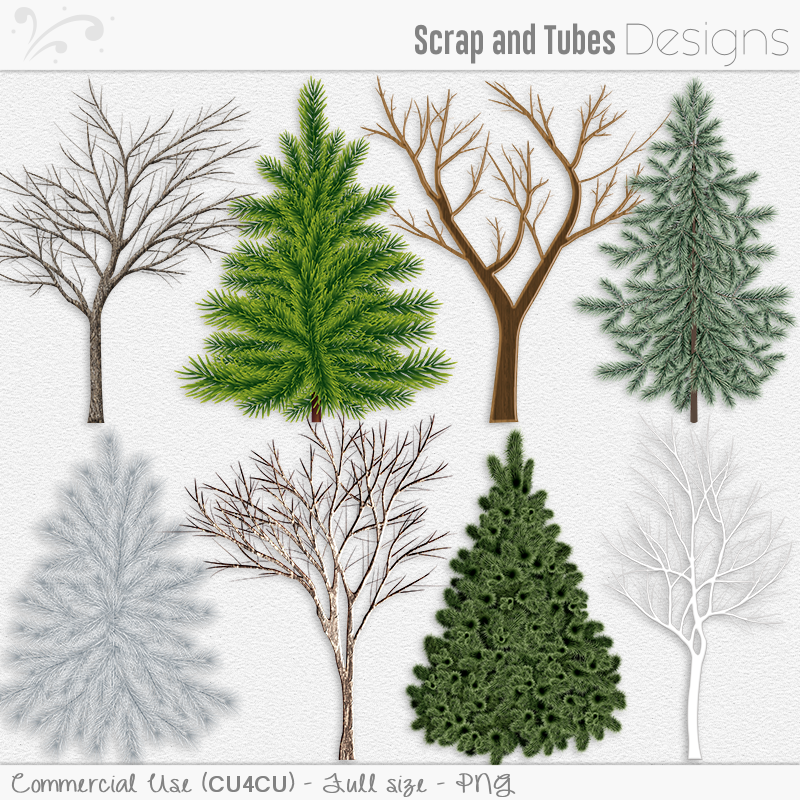 Firs and Trees (FS/CU4CU)