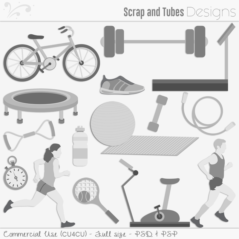 Get In Shape Templates (FS/CU4CU)