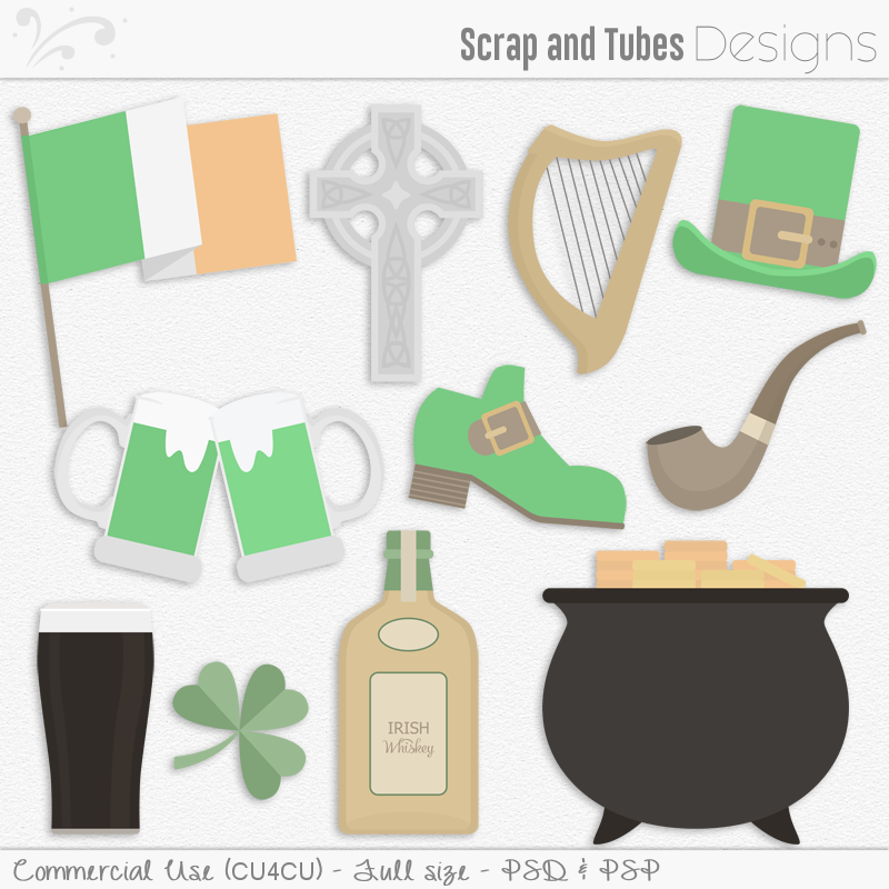 Irish Templates (FS/CU4CU)