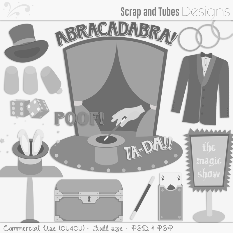 Magic Show Templates (FS/CU4CU)
