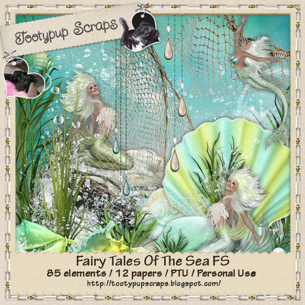 Fairy Tales Of The Sea PU FS