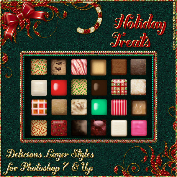 Holiday Treats PS Styles w/Gift (CU4CU)