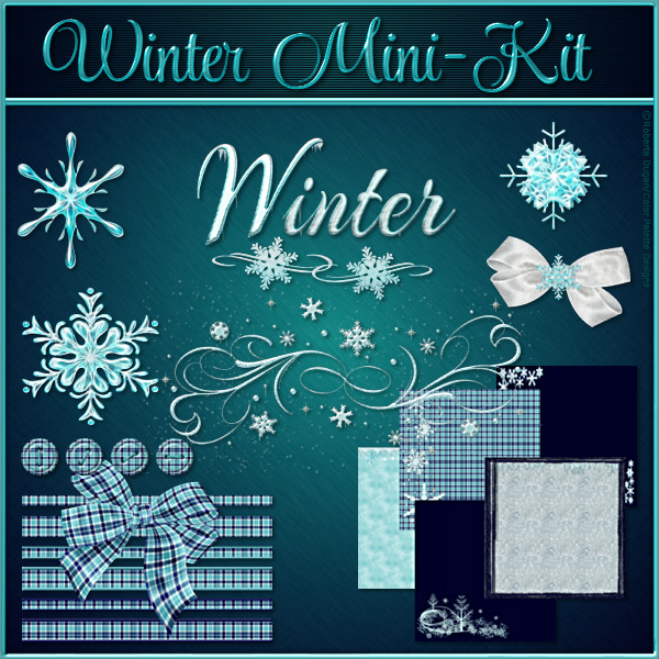 Winter Weather Mini Kit (FS/CU4CU)