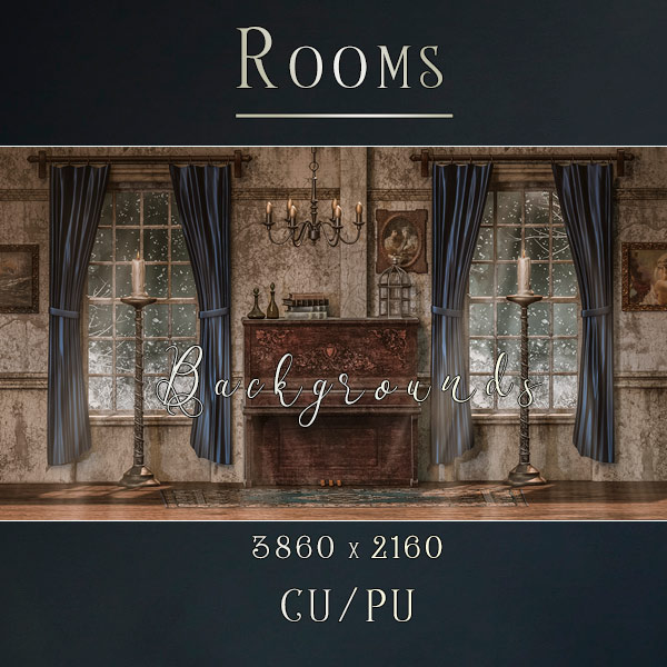 Rooms Backgrounds (FS/CU)