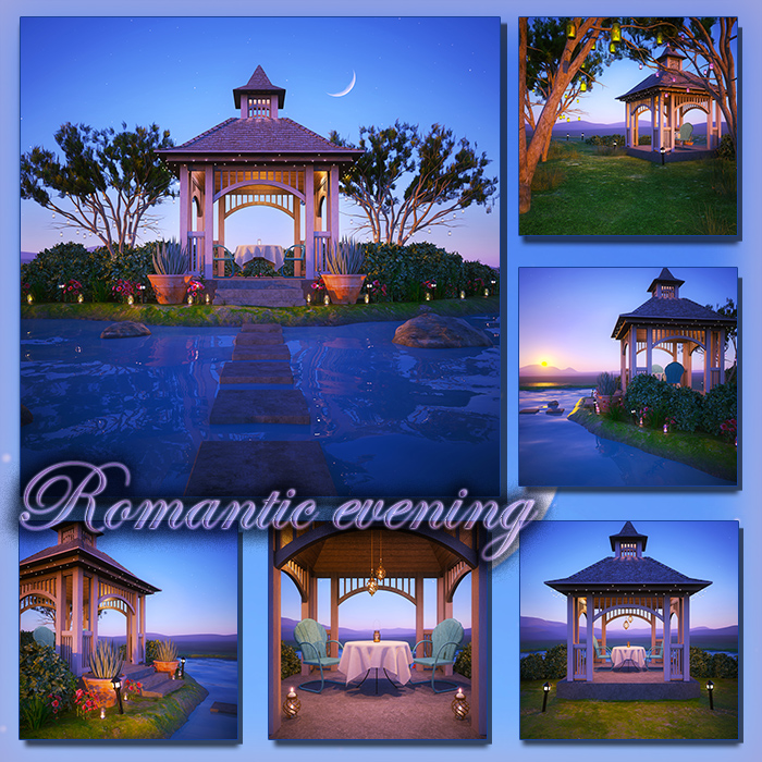 Romantic evening (FS/CU)
